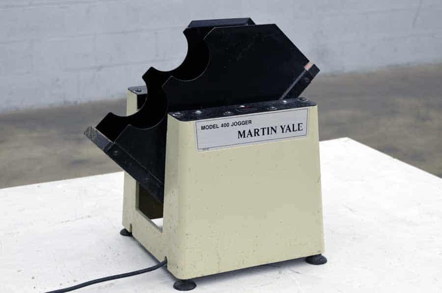 Martin Yale Model 400 Paper Jogger