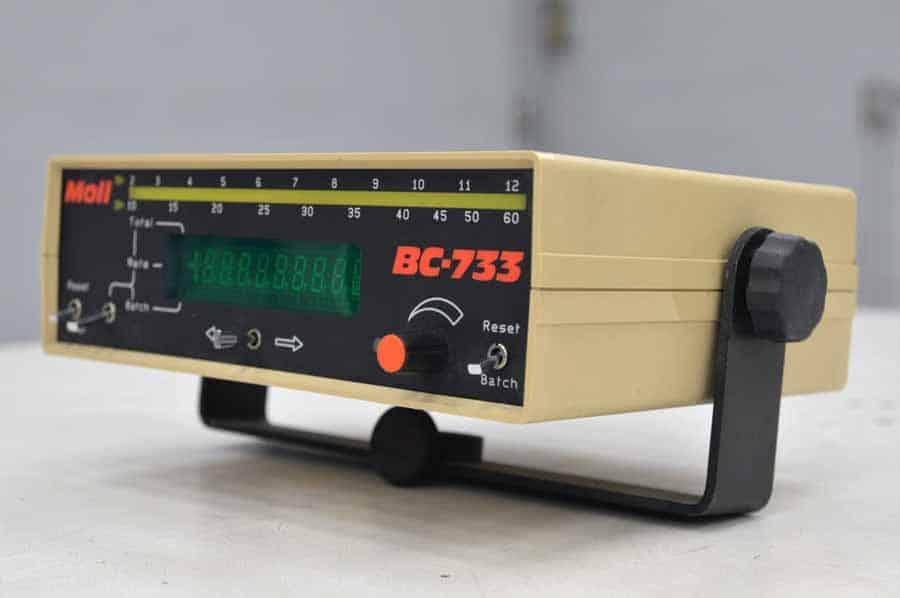 Moll BC-733 Batch Counter