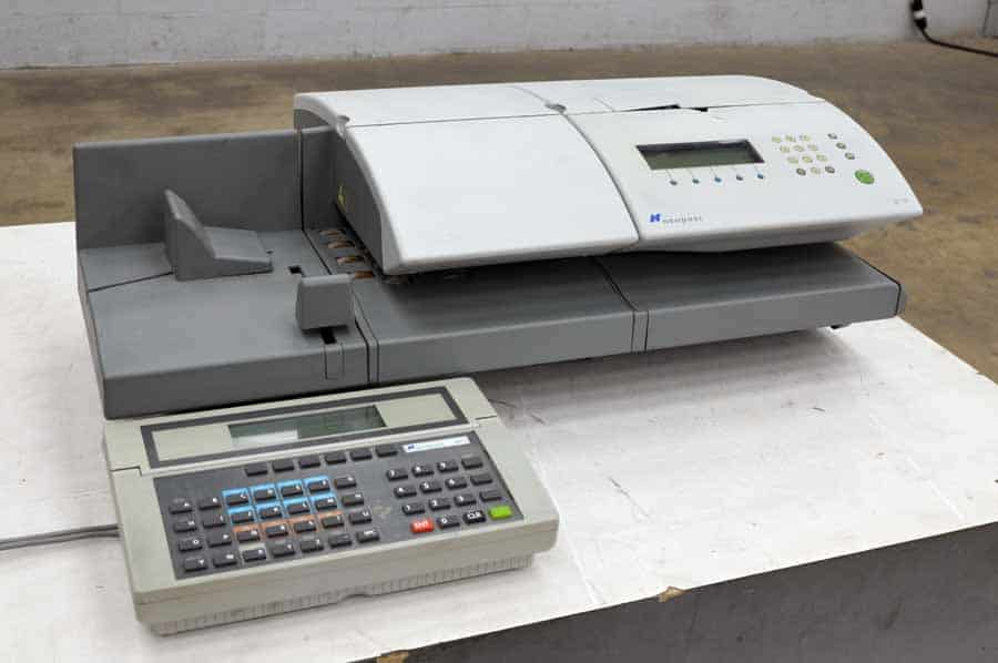 Neopost IJ75 Franking Machine with Neopost ST77