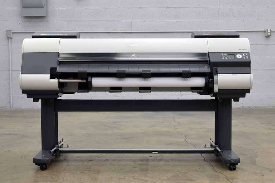 Canon imagePROGRAF iPF8000 Wide Format Printer
