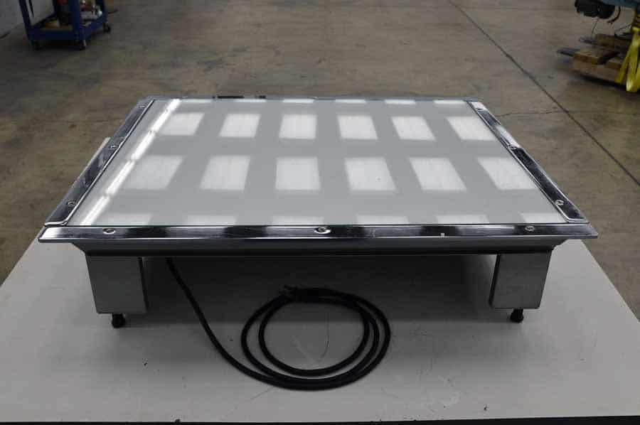 Nuarc Vlt23t Light Table Boggs Equipment
