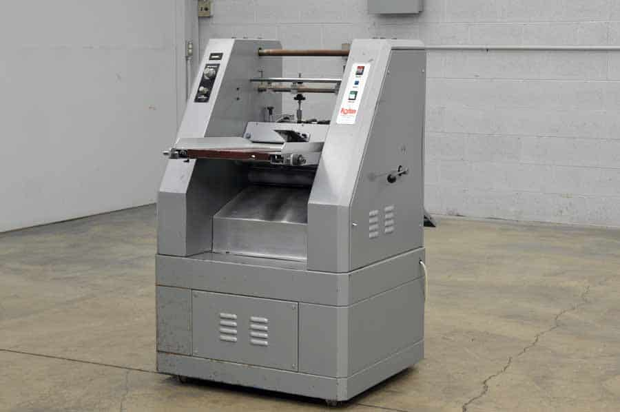 Rollem Auto 4 Perf Slit Score Machine