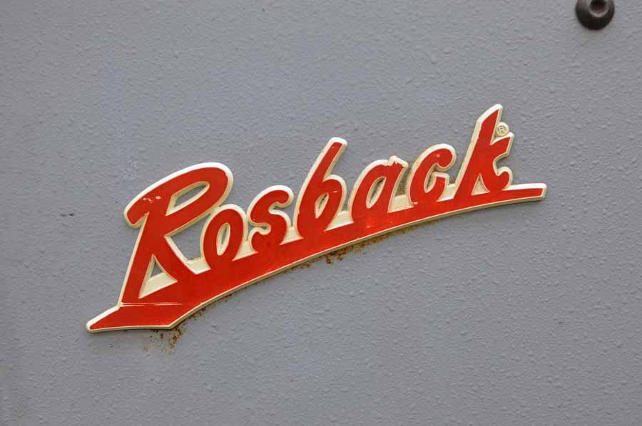 Rosback 220 True Line Perforator Boggs Equipment