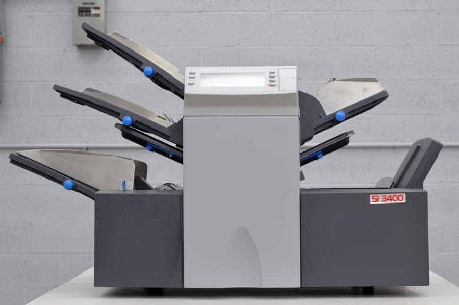 inserter machine operator description