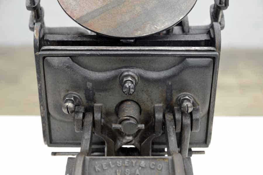 The Kelsey Excelsior 5 x 8 Table Top Press