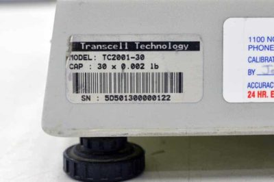 Transcell TC-2001 30 lbs Counting Scale