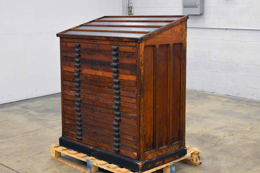 Tubbs MFG Type Cabinet