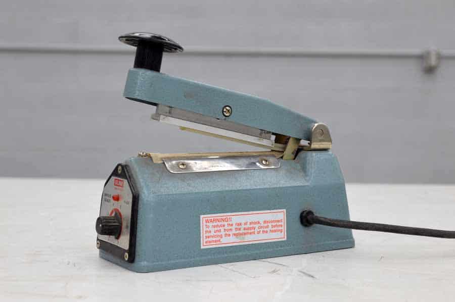 Uline H-458 Table Top Impulse Sealer
