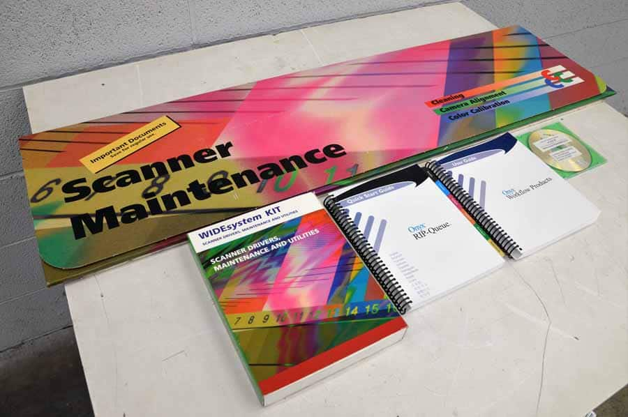 Vidar Select P42 Wide Format Color Scanner