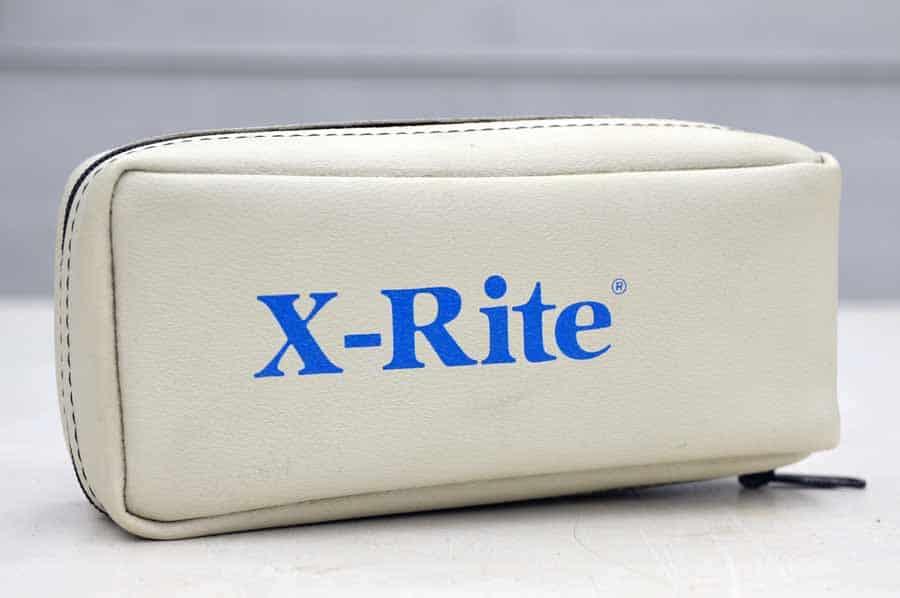 X-Rite 341 Densitometer