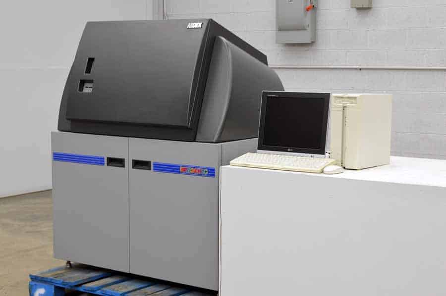ABDick Digital PlateMaster DPM34HSC Computer to Plate System
