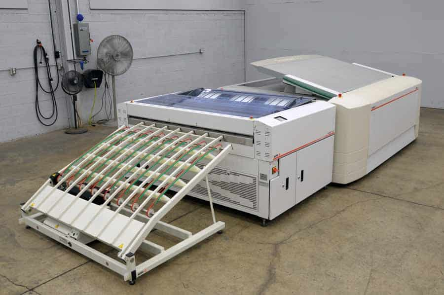 AGFA Xcalibur VLF Computer to Plate System