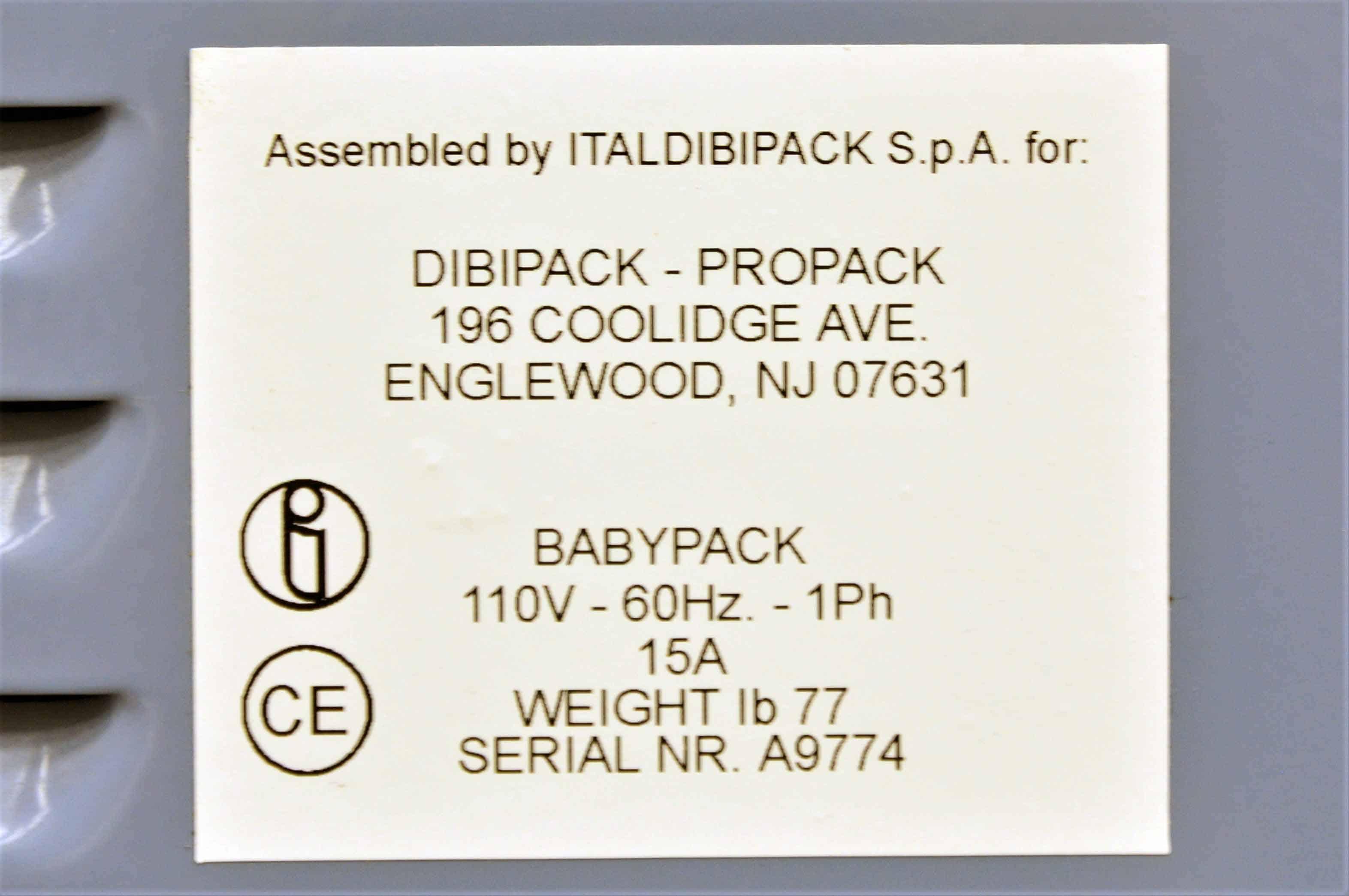 Babypack 1217 Shrink Wrap System