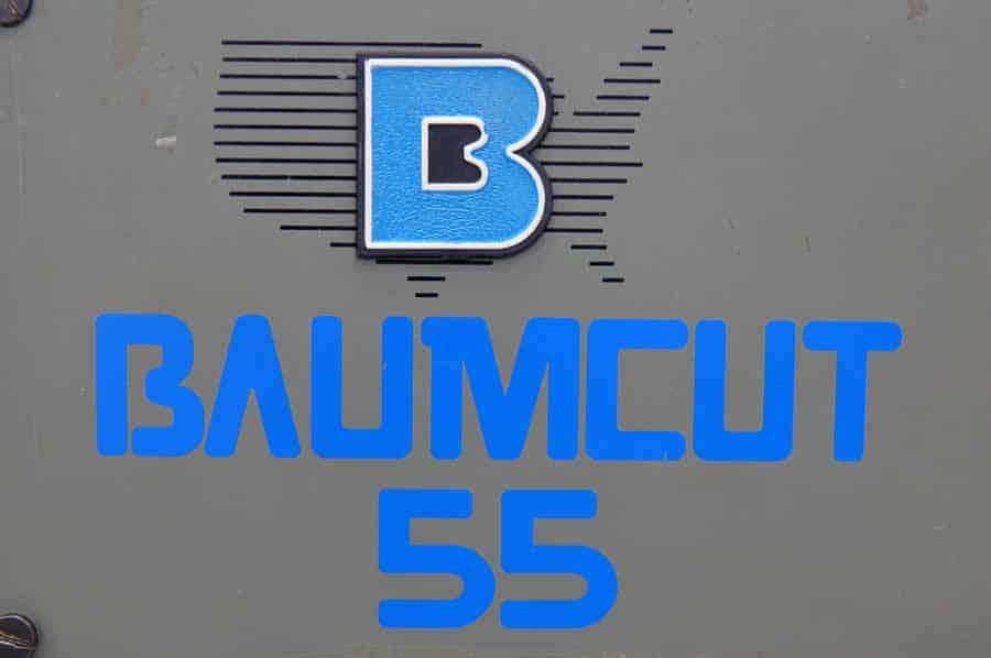 """Baumcut 55 21"""" Programmable Paper Cutter"""