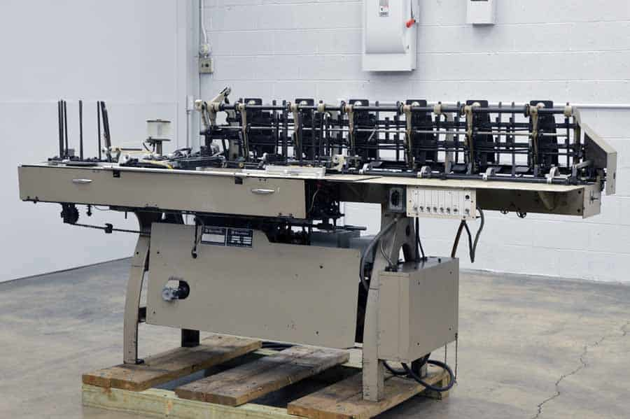 Bell and Howell A340 6 Station Inserter