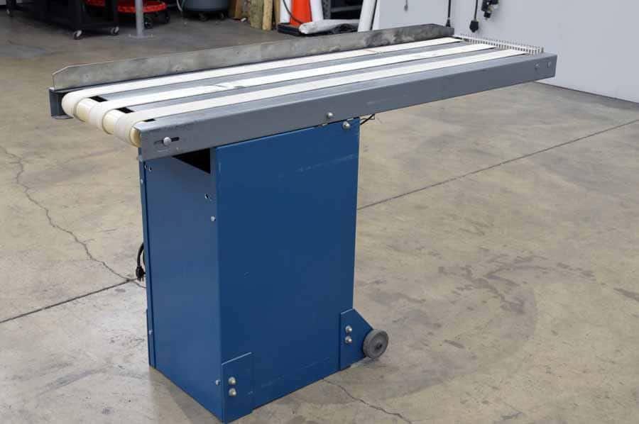 Dick Moll Dial-A-Feed Table Conveyor