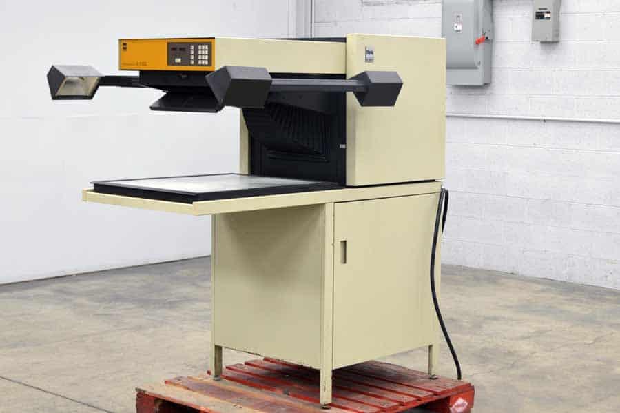 Itek Graphix Model 616S Platemaker