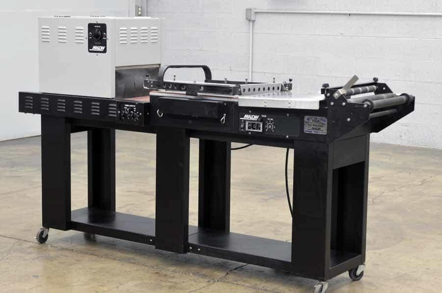 Malow M115 Shrink Wrap System