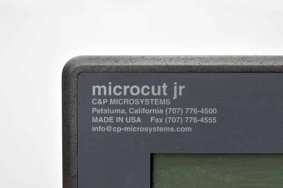 Microcut Jr (Full) - Programmable Control for Paper Cutters
