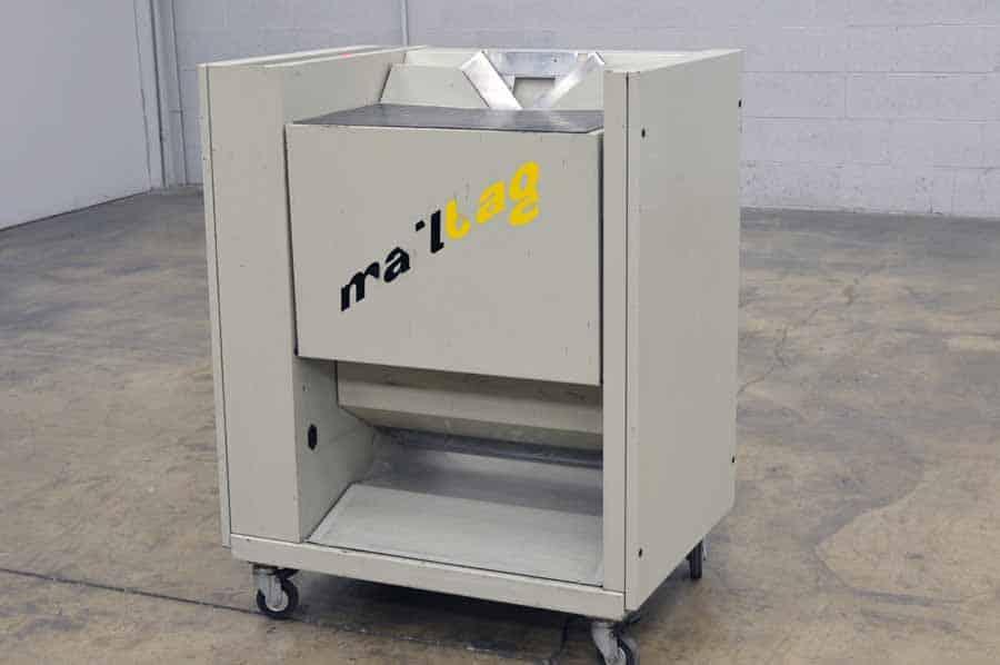 Minipack Mail Bag Semi-Automatic Vertical Packaging Machine