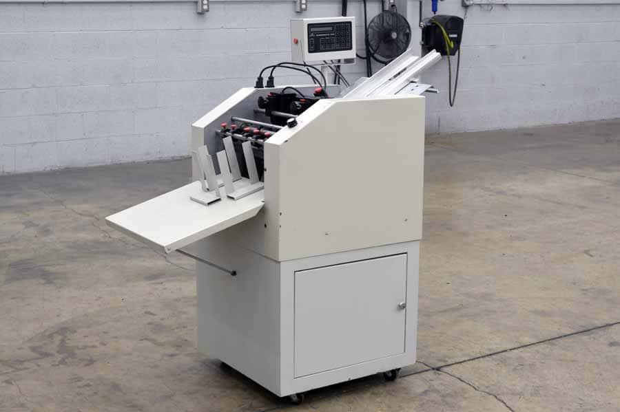 Numbermatic M121 Numbering Perforating Scoring Machine