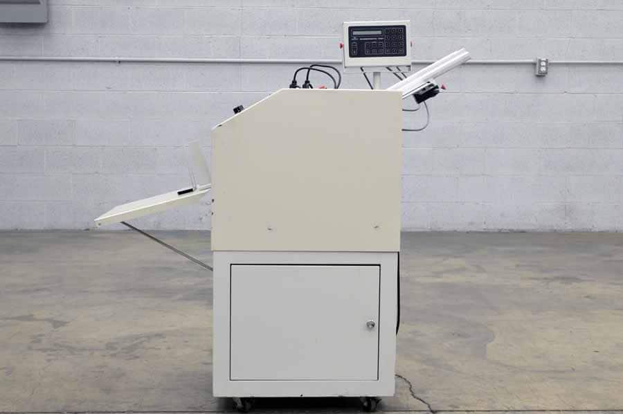 perforating scoring machine
