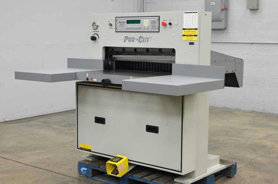 Pro-Cut Model 320 Hydraulic Paper Cutter
