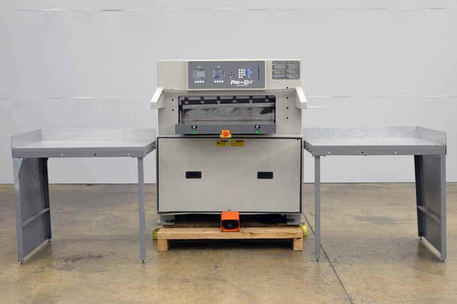 Pro-Cut Model 320 MPS III Hydraulic Paper Cutter
