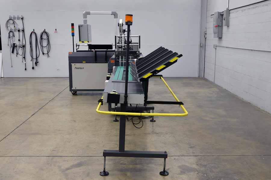 Profold 321 USPSTAB High Speed Tabbing Machine