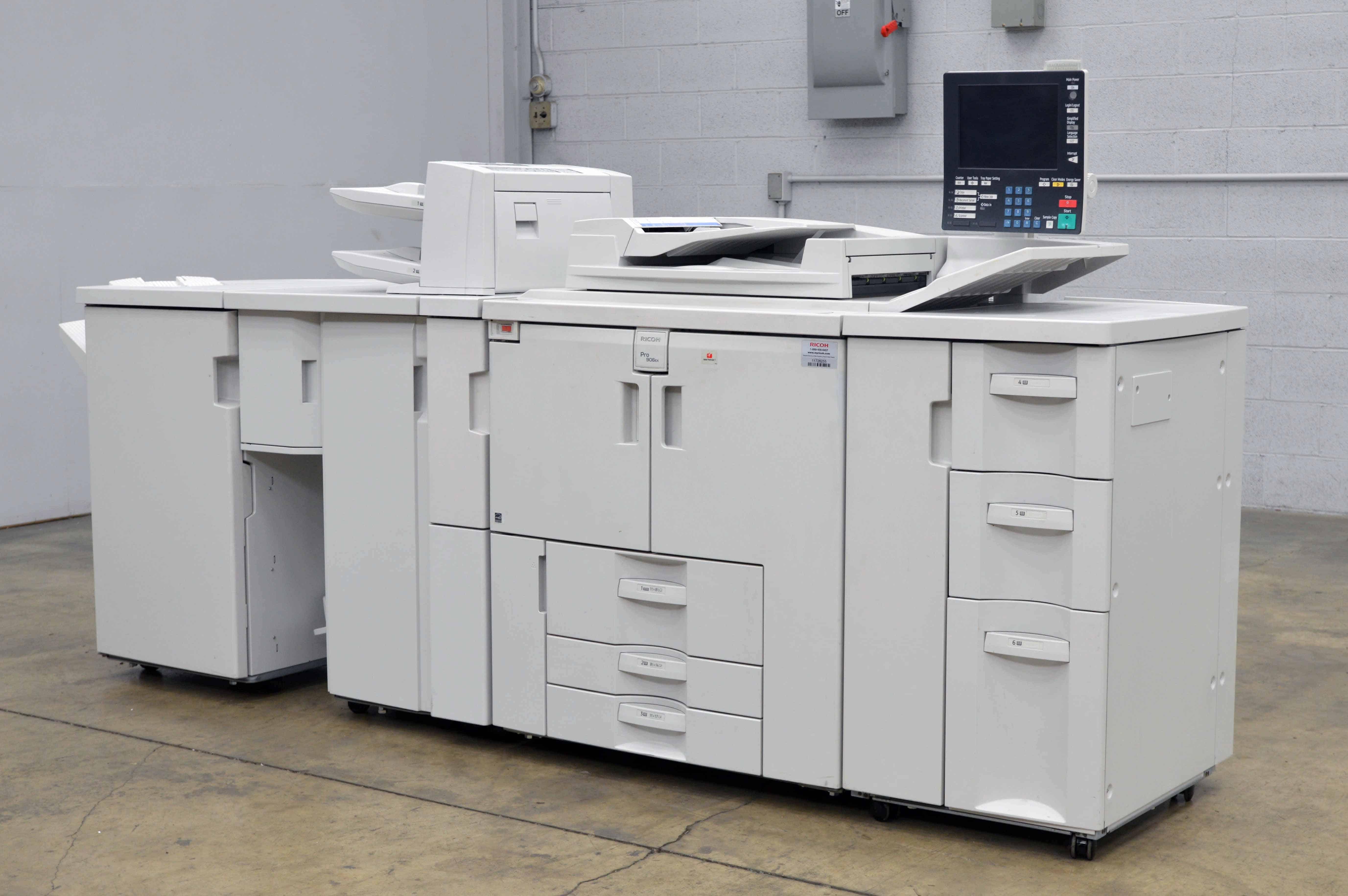Ricoh PRO 906EX Photocopier