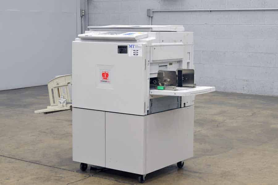Standard SD650 Digital Duplicator