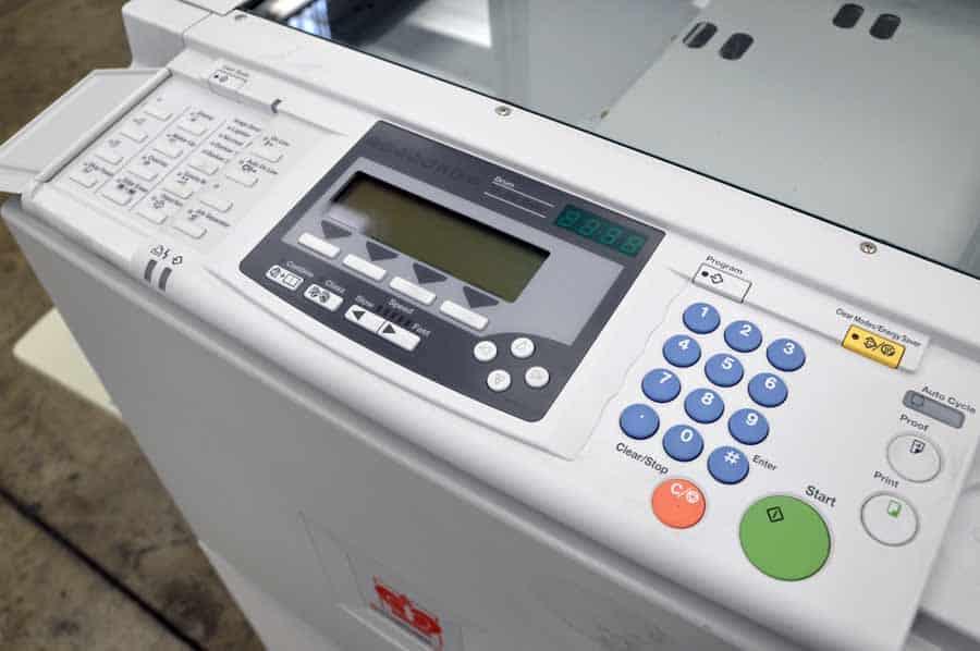 Standard SD650 Digital Duplicator