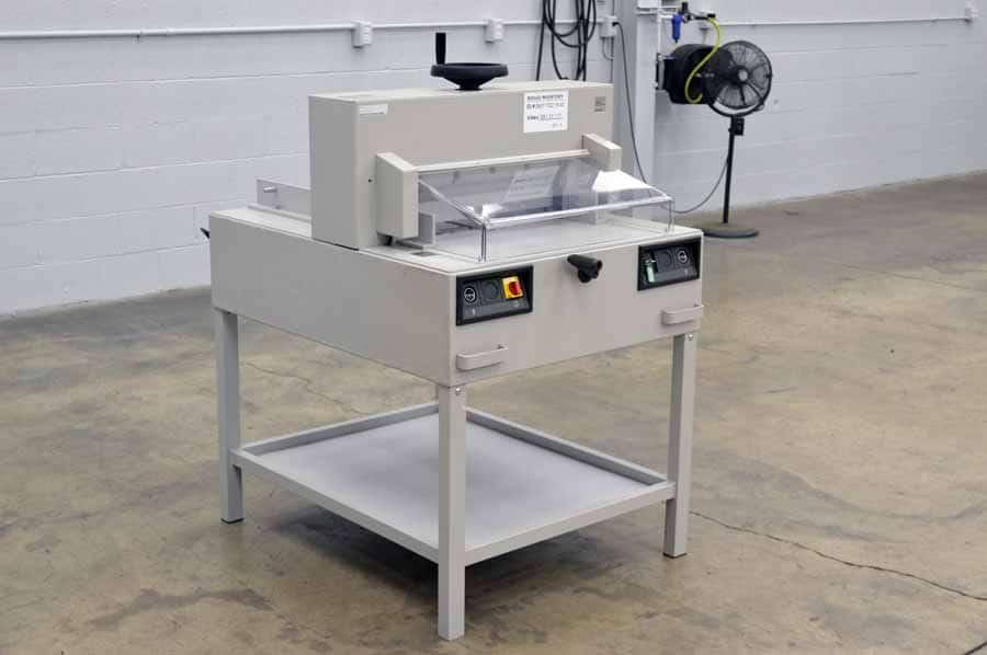 Triumph Ideal Model 5210-95 Paper Cutter