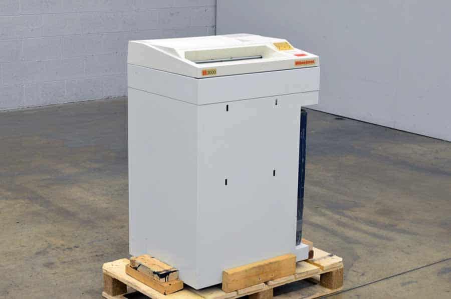 Wilson Jones Model 3000 Paper Shredder