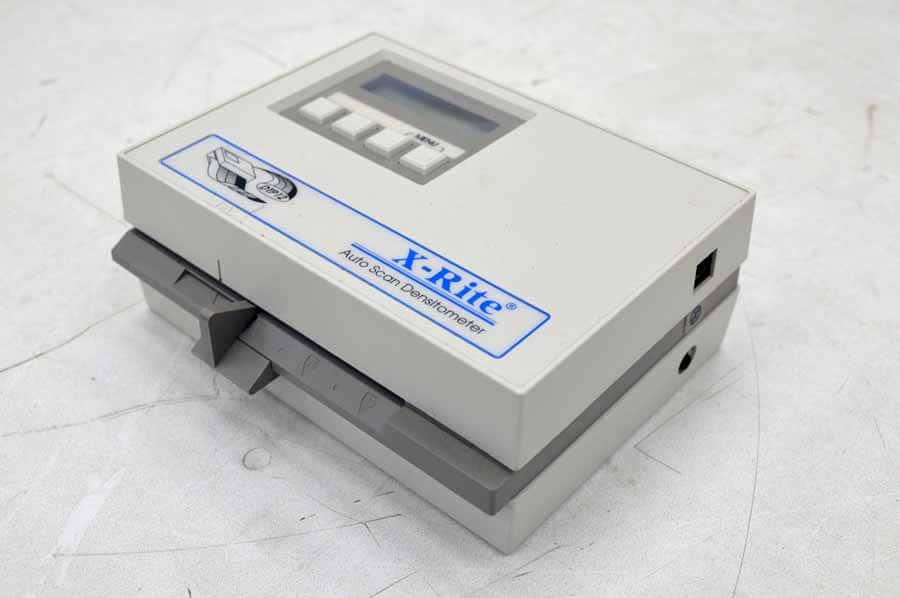 X-Rite DTP12 Auto Scan Densitometer
