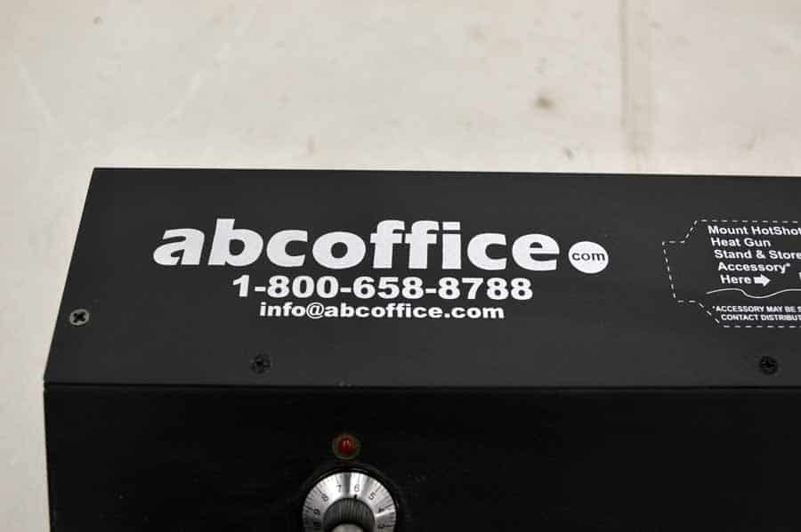 ABC Office Table Top Shrink Wrap System
