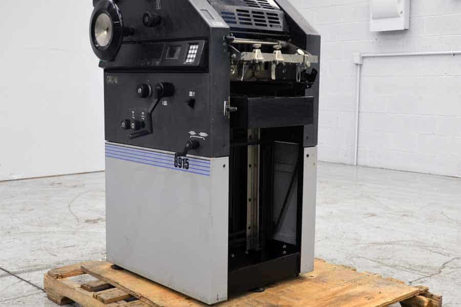 AB Dick 8915 Single Color Printing Press