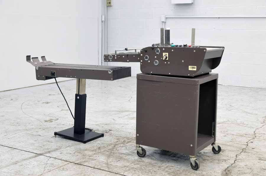 AB Dick 1200 Envelope Feeder with Conveyor