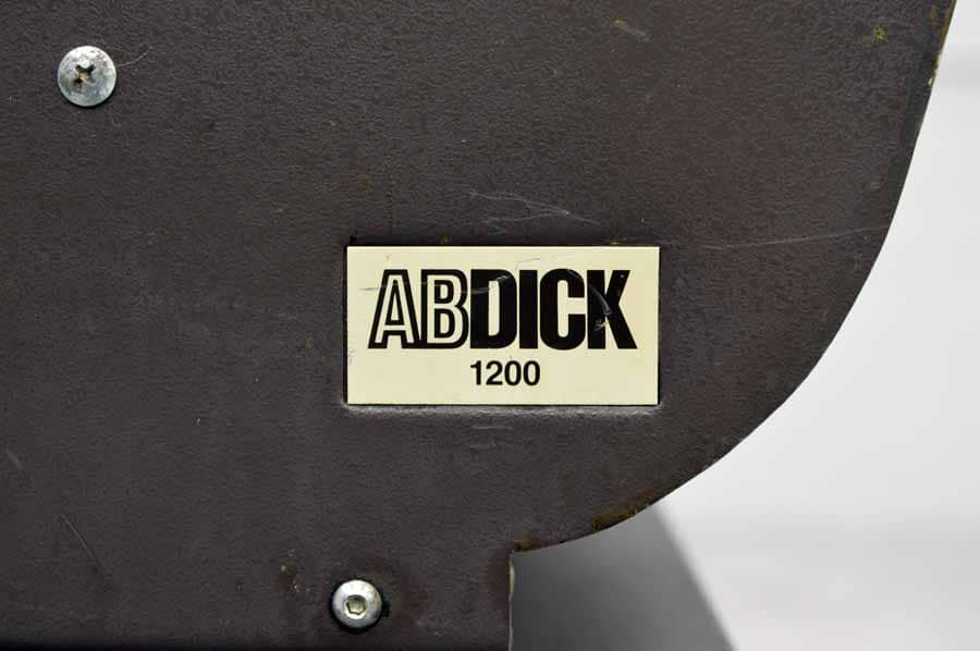 AB Dick 1200 Envelope Feeder with Conveyor