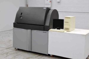 AB Dick Digital PlateMaster 2404 Computer to Plate System