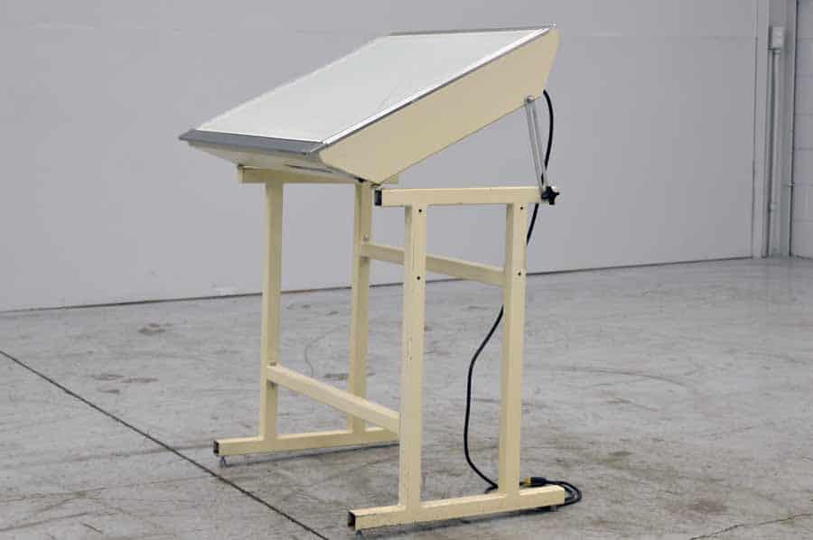 AGFA Model 2430 Light Table