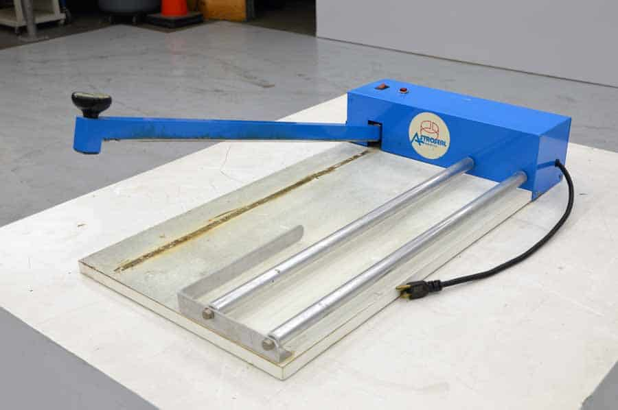 Astroseal Table Top Shrink Wrap System