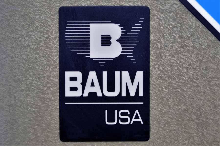 Baum 714 Ultrafold XLT Air Feed Paper Folder