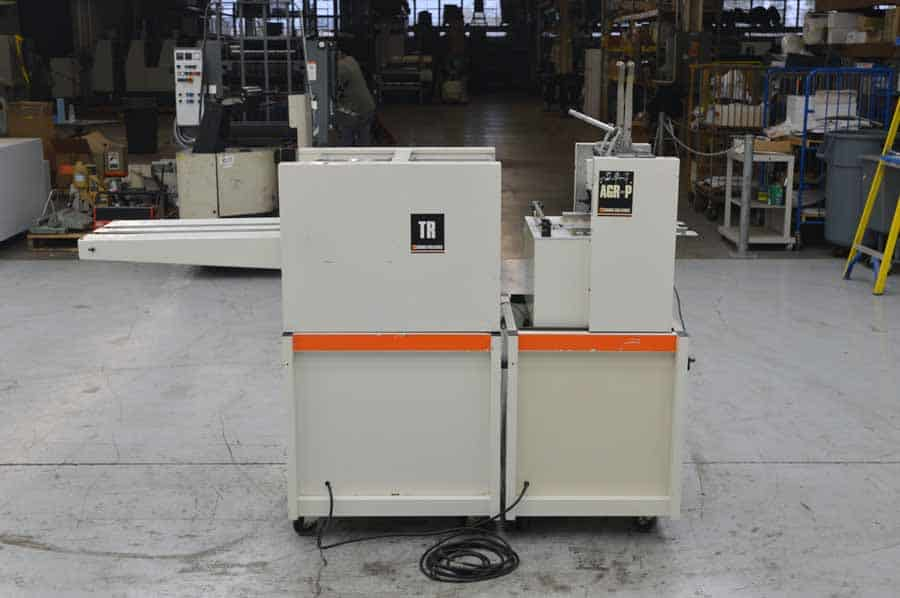 Bourg AGR-P Booklet Making System with Trimmer