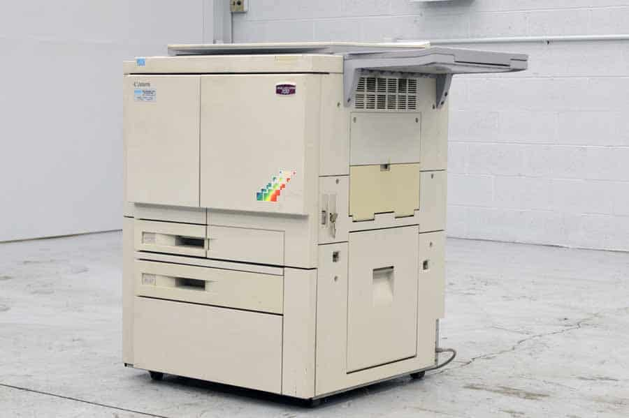 Canon CLC-700 Color Laser Copier
