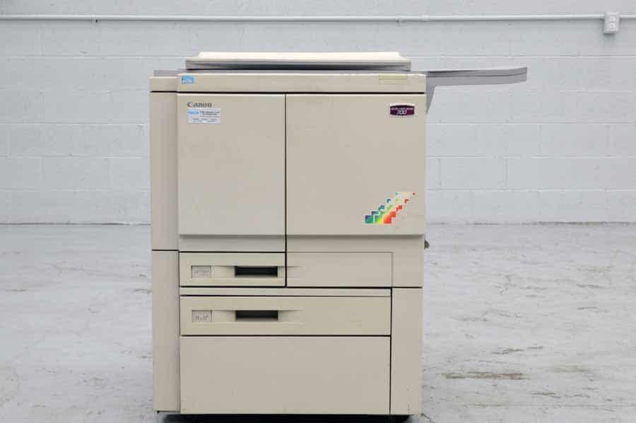Canon CLC-700 Color Laser Copier