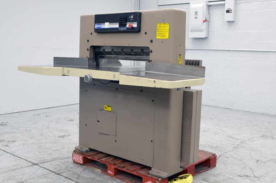 Challenge 305 MPC Paper Cutter