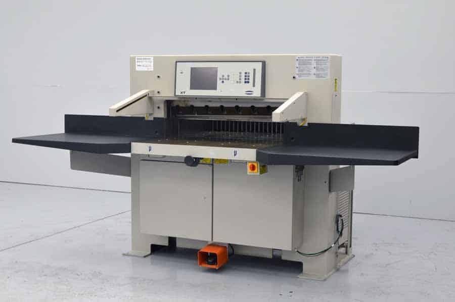 Challenge 370 XT Programmable Paper Cutter