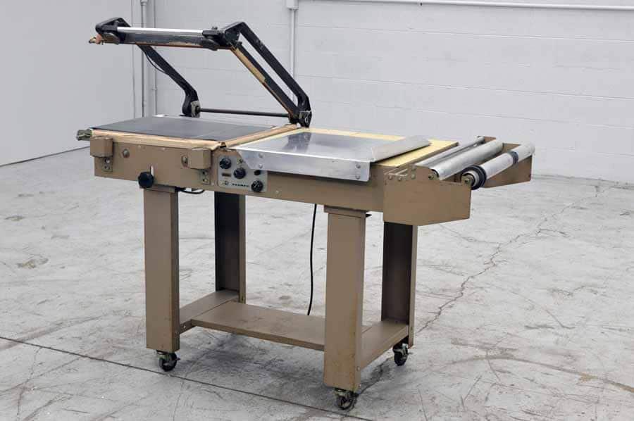 Clamco L-Bar Heat Sealer