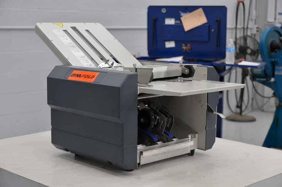 Dynafold DE-42FC Paper Folder